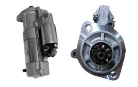 ARRANQUE 12V 9D Empilhadeira Kubota V3300 COM gerador motor estacionarios M008T50471 1K01263011 0986015661 D 20480