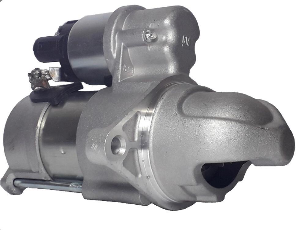 Motor De Arranque Cobalt Gmb Prisma Montana Nova Onix Gm 24587020 Original 13 DENTES