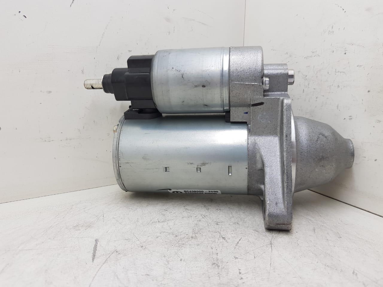 MOTOR DE ARRANQUE 12V 10D DENSO ARGO CRONOS TORO FLEX  JEEP RENEGADE 1.8 16V AUT MD 10563 51978233 BC4380002590 80023936