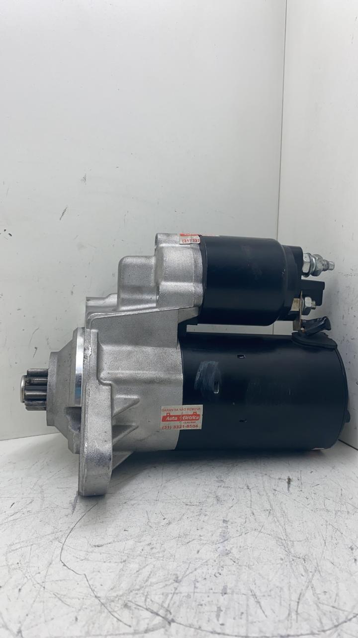Motor de arranque AUDI A3 VW GOLF 2.0 TDI BEETLE 2.0 PASSAT ALEMÃO 2.0  JETTA 2.0 12V 9D EIXO GUIA COM PLUG 0001121006 0001121007 020911023 F 31178N E 20533 80 110 01 D 20183  AEC11004