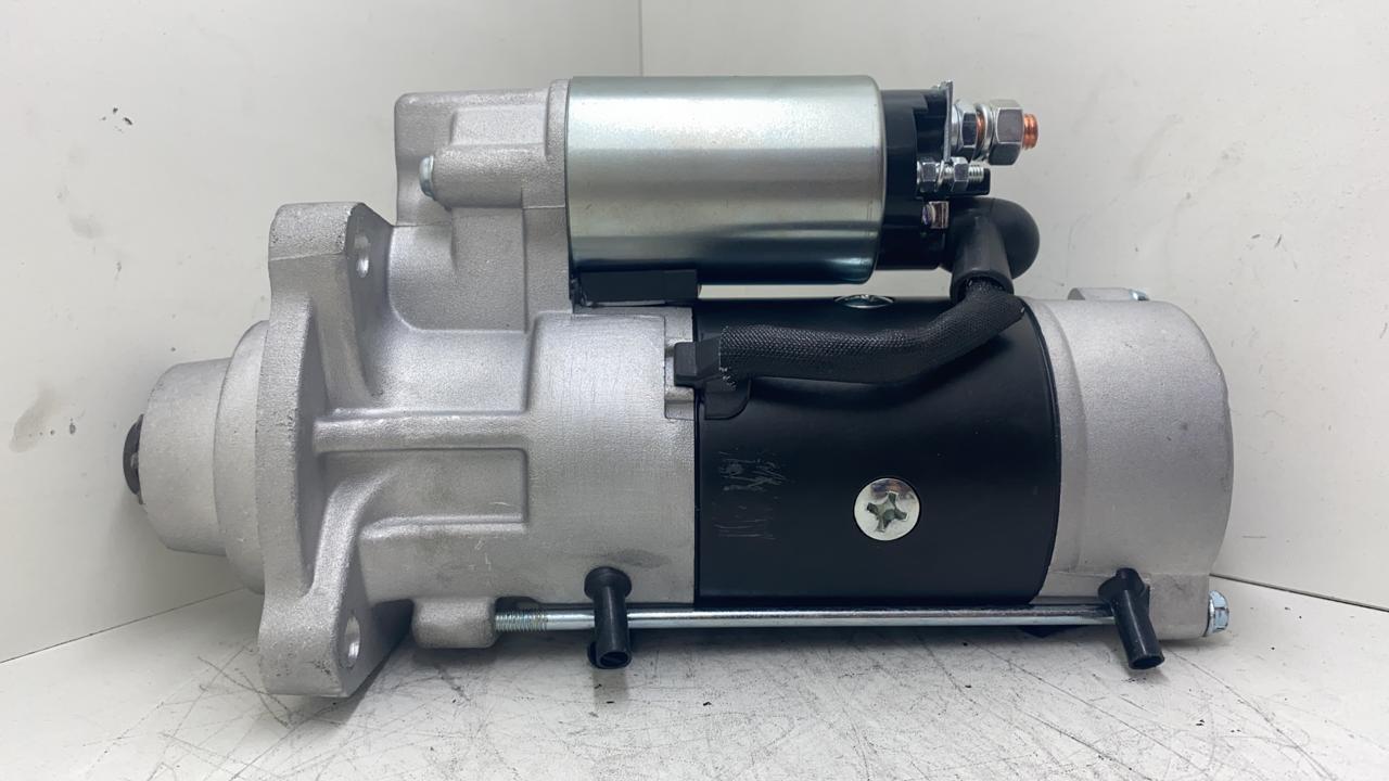 Motor de arranque BOBCAT S175 S185 S250 Kubota V2203 V3300 VALEO 12V 11 DENTES 6676957 6685190 DSL6676957 18486N TM000A28901 AEC17045