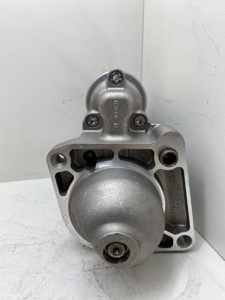 Motor De Arranque BOSCH Fiat Palio Grand Siena Palio Strada Siena Uno Punto Doblo Original 12V 10 Dentes 4280009391 F000C60001 51997820 51950159