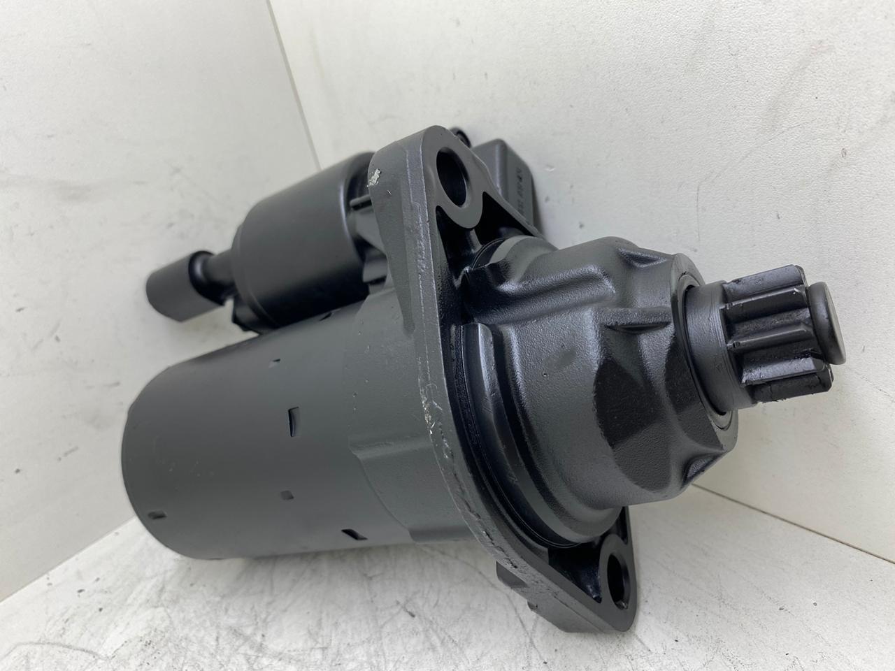 Motor De Arranque BOSCH JETTA 2.5 12V 10 DENTES 2007 A 2011 Original 0001121402