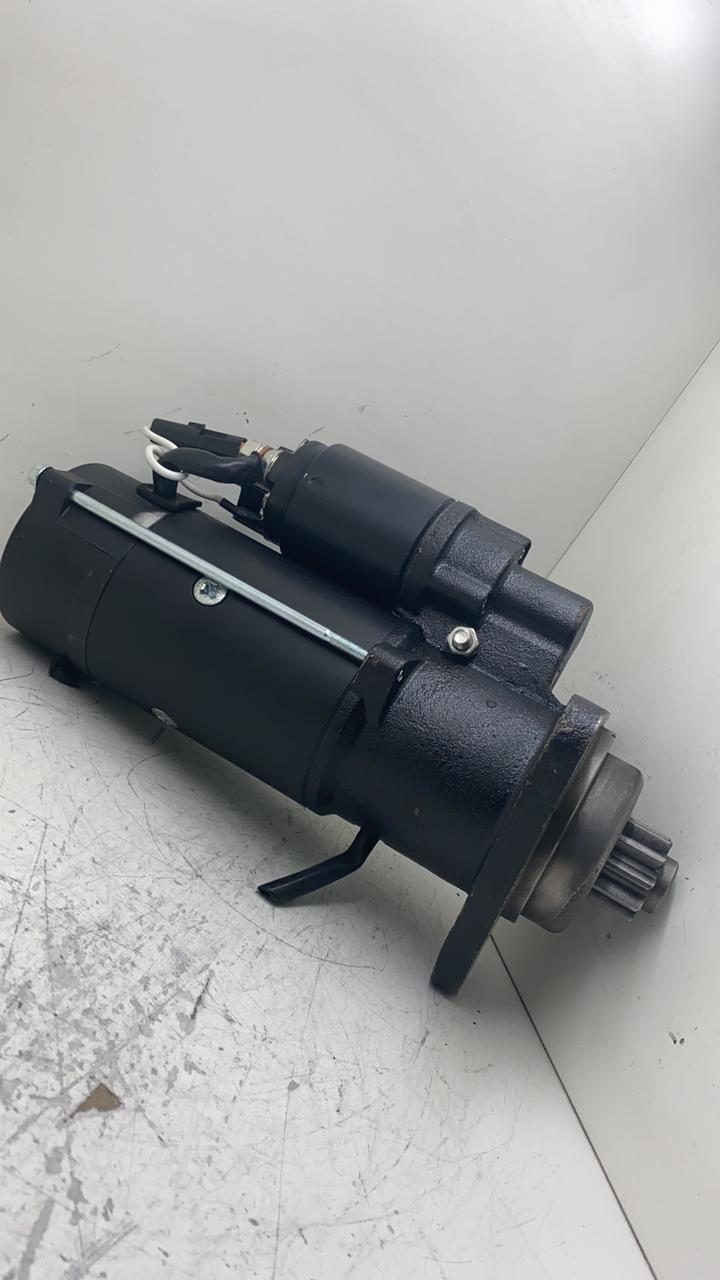 Motor de arranque CASE Magnum MX New Holland T8010 T8030 ISKRA 24V 10 DENTES 11131830 11131798 11131260 87425232 87499205 84213446 D 20467 AEC17064