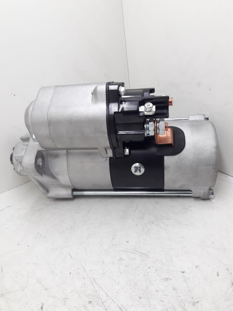 Motor de arranque KOMATSU Cummins ISB 6.7 ( Motores Estacionários) DENSO 24V 10 DENTES 4280007100 4280007100 E 20683 D 20630 SL S0268 AEC17081