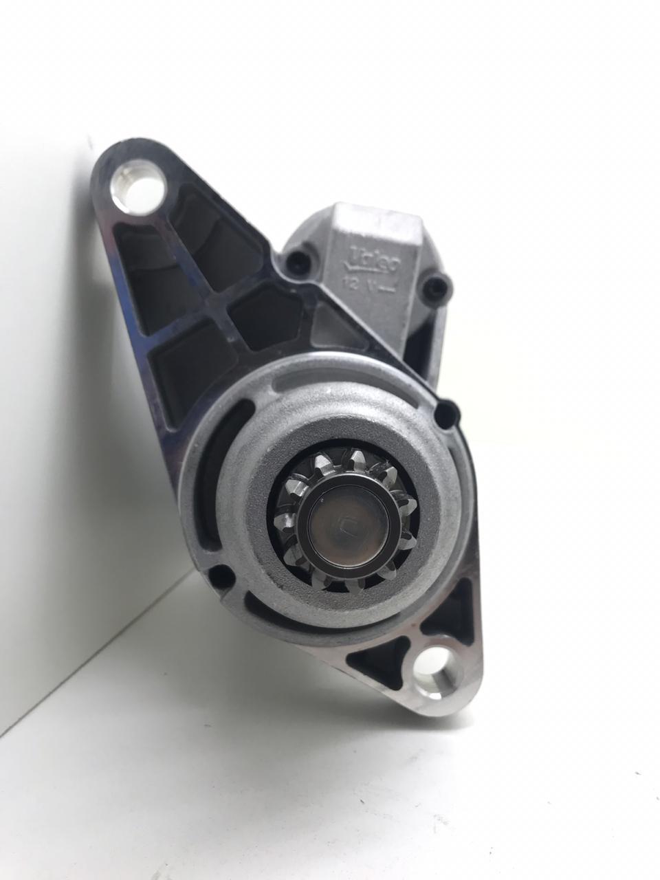 Motor de Arranque Gol G5 G6 1.0 e 1.6 Golf 1.6 VALEO ORIGINAL 495107, Tsc10r7, D7ES6, 02T911021E, 02T911023Q, Va495107, F000AL0402, F000CD08A0, F000AL0415, F000CD0800, 5Z0911023