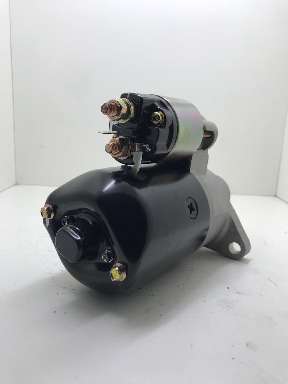 Motor de arranque EFFA TOWNER HAFEI CHANA BRIGHT 12V 8 DENTES QD1127 EFF030 4650208950 AEC14008