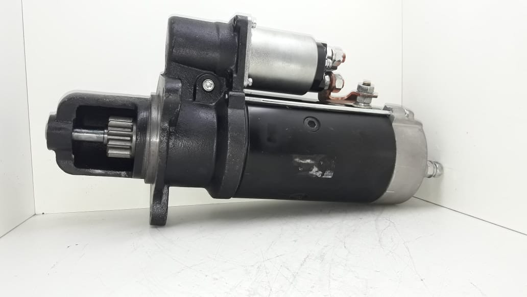 Motor de arranque JE Scania Serie 4 124 144 KPRT DSC BOSCH 24V 11 DENTES 0001 371 006 0001371006 F042002097 1352290 1357709 571168 571427 571463 AEC14060