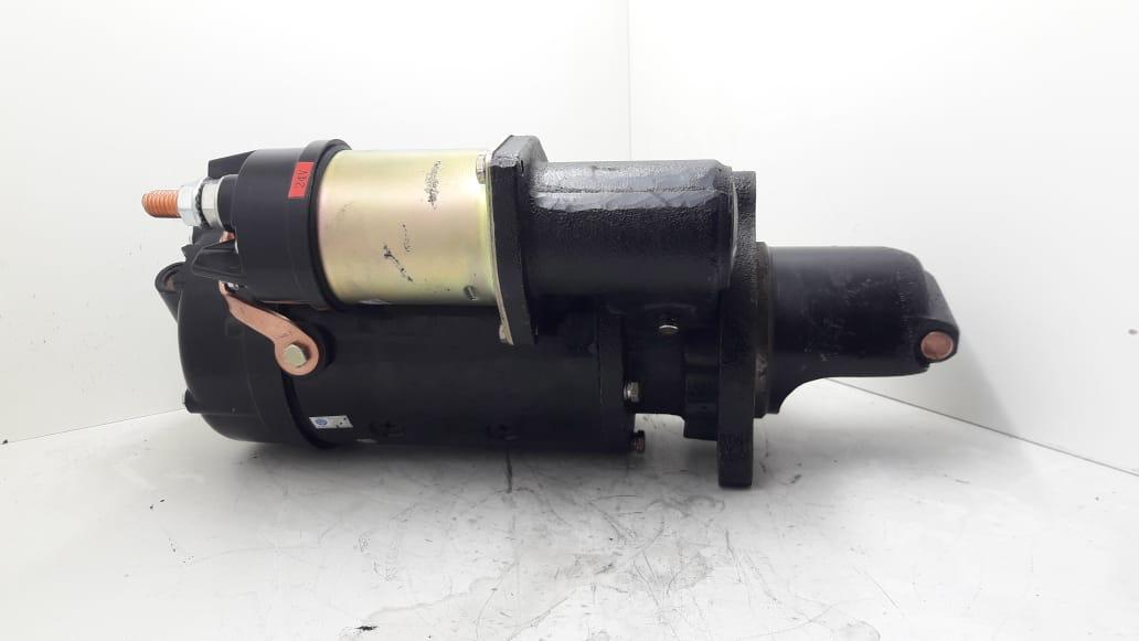 Motor de arranque MBB 1632 1634 1635 1938 O400 CASE CATERPILLAR 37MT DELCO REMY 24V 12 DENTES 10479196 10479196R3 A4571510001 AEC14091