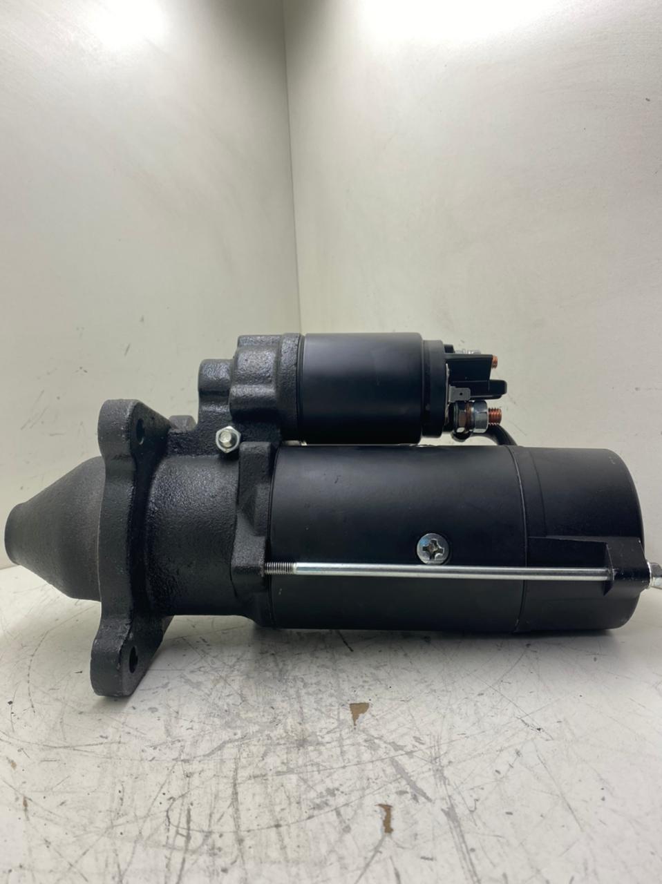 Motor de arranque MBB ACTROS 2035 OM541 BOSCH 24V 11 DENTES A0041518801 0001372001 0986020340 19070030