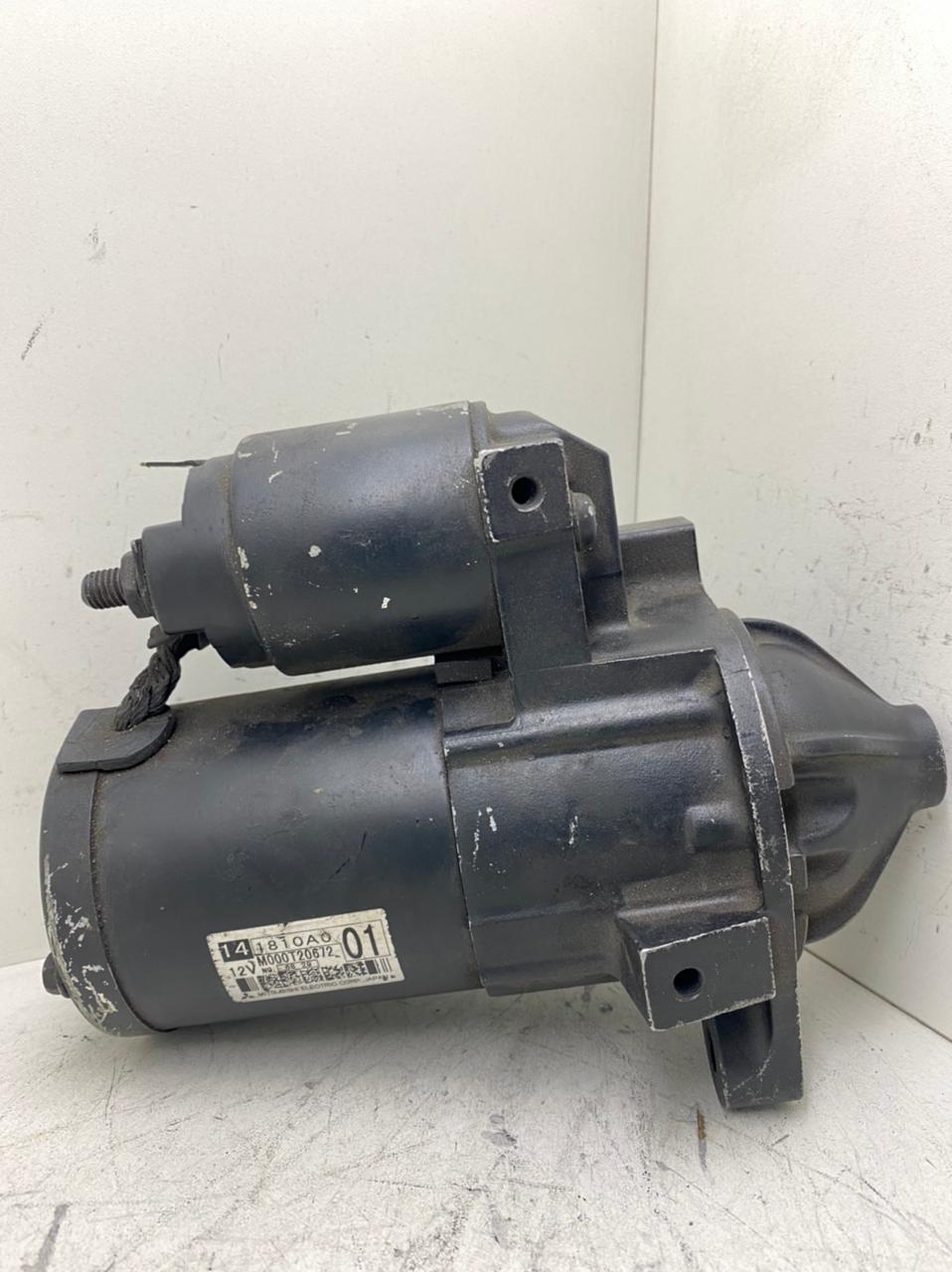 Motor De Arranque Mitsubishi Outlander 2.4 M000t20672 1810A0 Original
