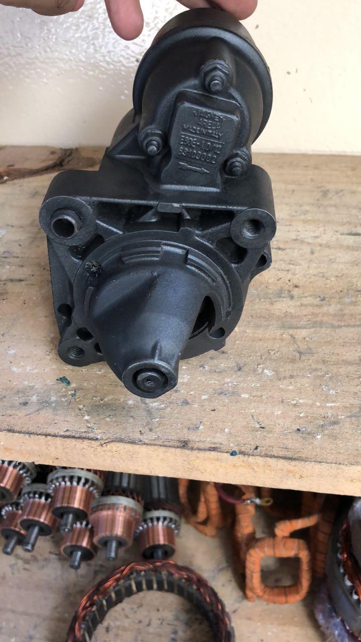 Motor de arranque Palio 1.6 16V