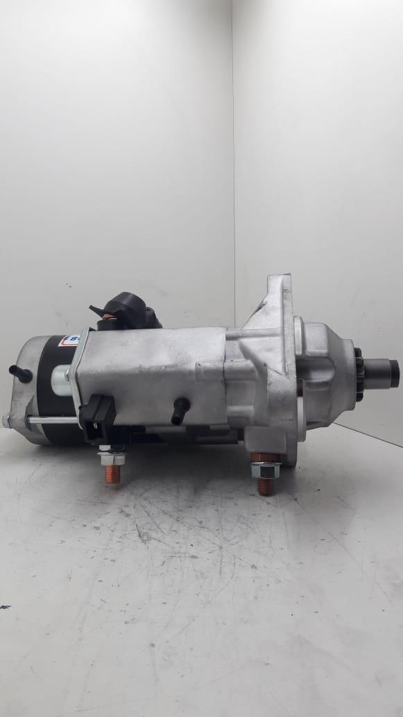 Motor de arranque Sansung SE240 SE280 CASE 821 621 Cummins DENSO 24V 10 DENTES 4280001340 1280009820 2280005610 2280005630 AEC17083