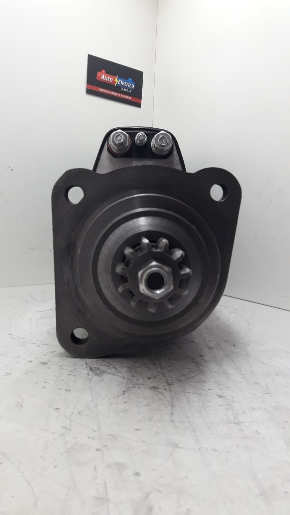 Motor de arranque VOLVO SÉRIE B10 THD N10 N12 Nl12 BOSCH 24V 11 DENTES 0001416009 1547049 20451445 DR19024016 E 20615 D 20196 AEC14050