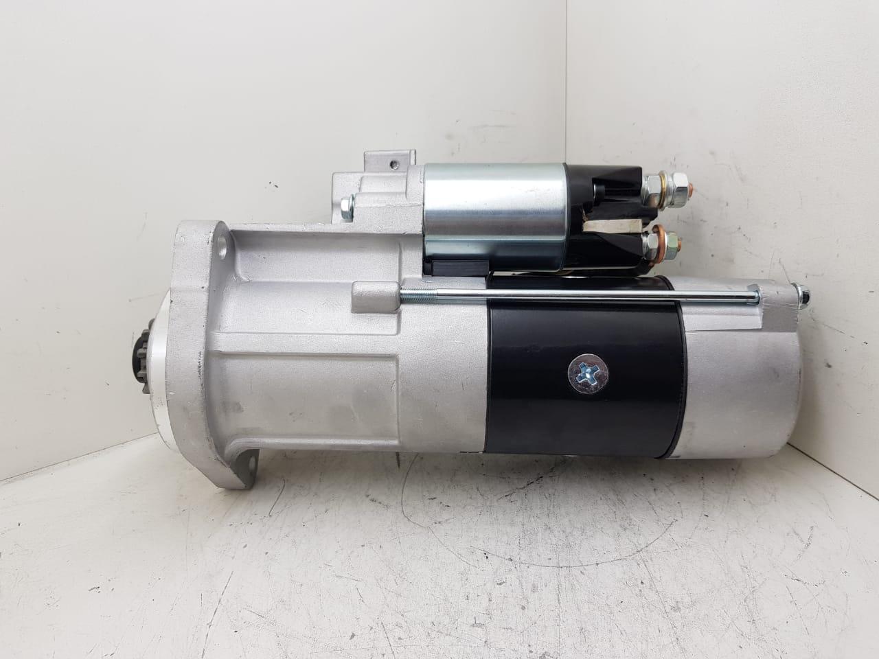 Motor de arranque VOLVO VM260 VM220 VM270 VM310 VM330 B270 MITSUBISHI 24V 12 DENTES 85000750 M008T62471 20997663 M8T62471 8089503 E 20666 D 20523 AEC14096