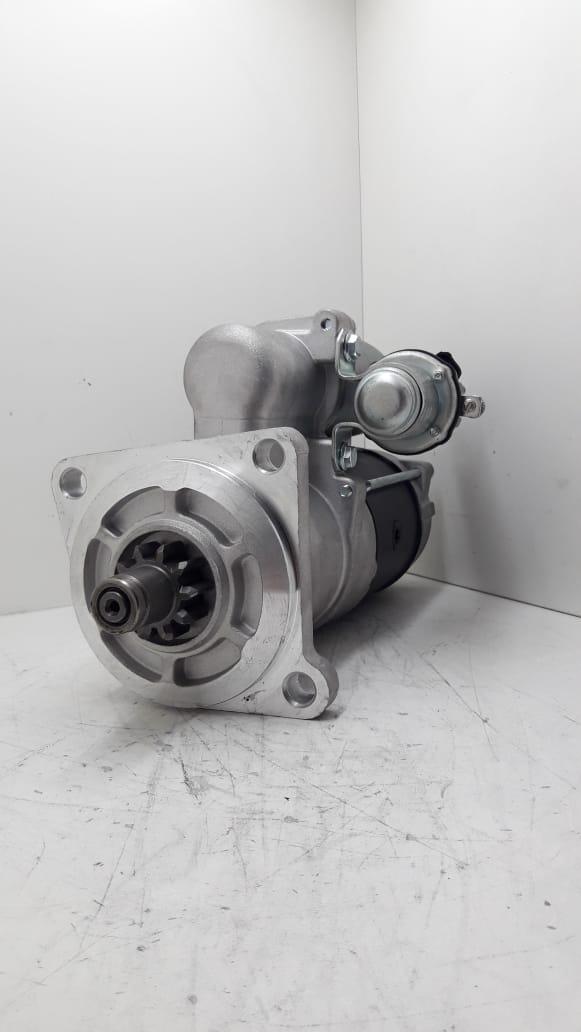 Motor de arranque VW 8120 13180 15180 17180 9150 8150 MWM Mecânico 4 e 6 C DELCO REMY 12V 10 DENTES 8200326 2R0911023A 2R0911023F 35259430 35258760 AEC14076