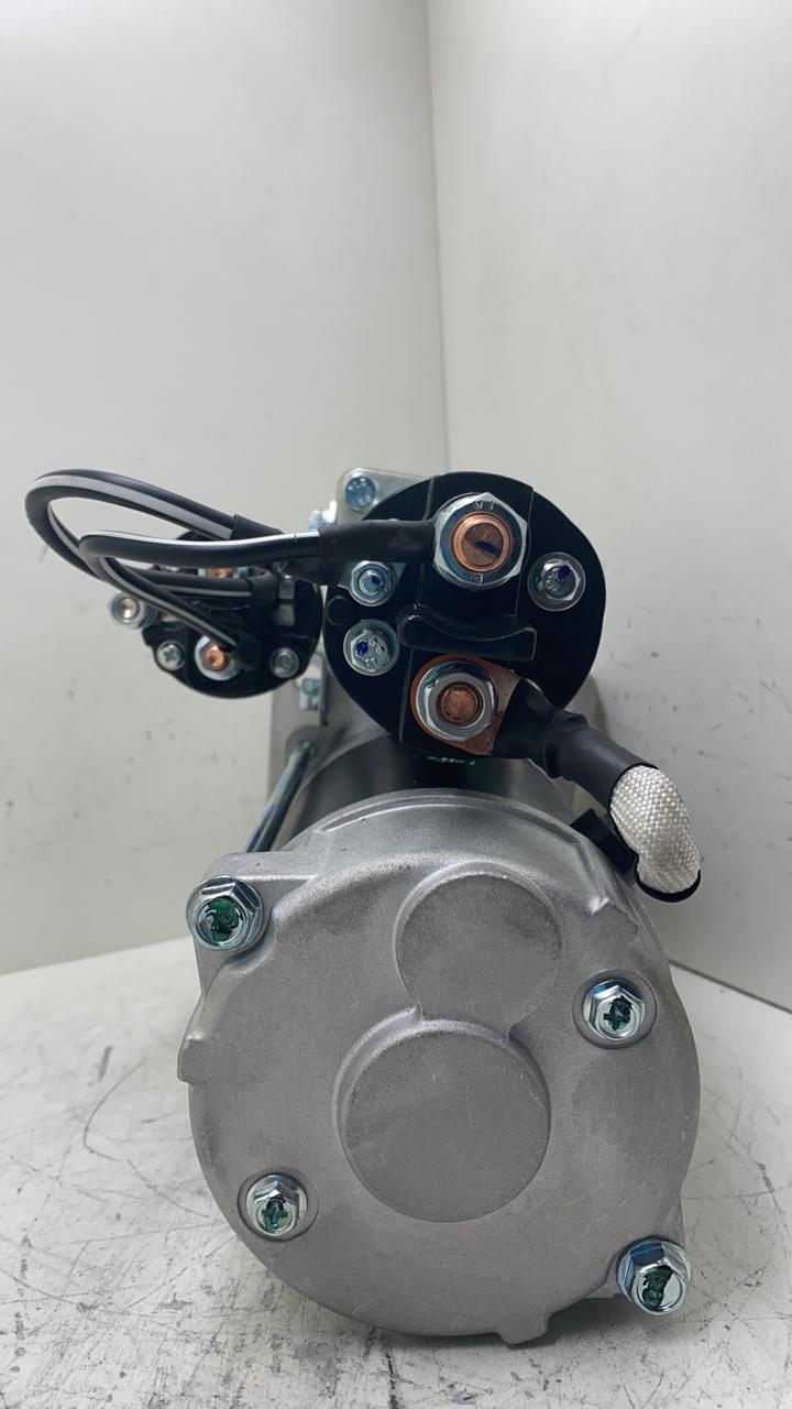 Motor de arranque VW MAN 5150 8160 9160 Cummins ISF DELCO REMY 24V 10 DENTES 8200387 2PO911023E  2P0911023E AEC14079