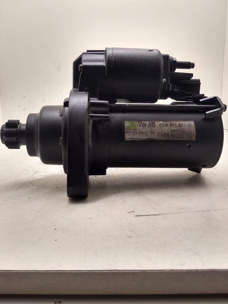Motor De Arranque Vw Tiguan Tsi 2009 02m 911 023 M