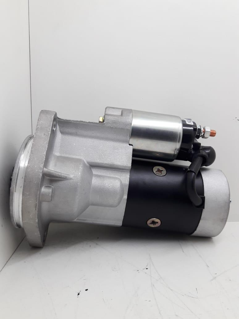Motor de arranque YANMAR 4TNE94 YALE GDP 060 HYSTER H50FT HITACHI 12V 9D LE13050101 129900 77010  12990077010 S13204  STR6016 LRS1565 AEC17042