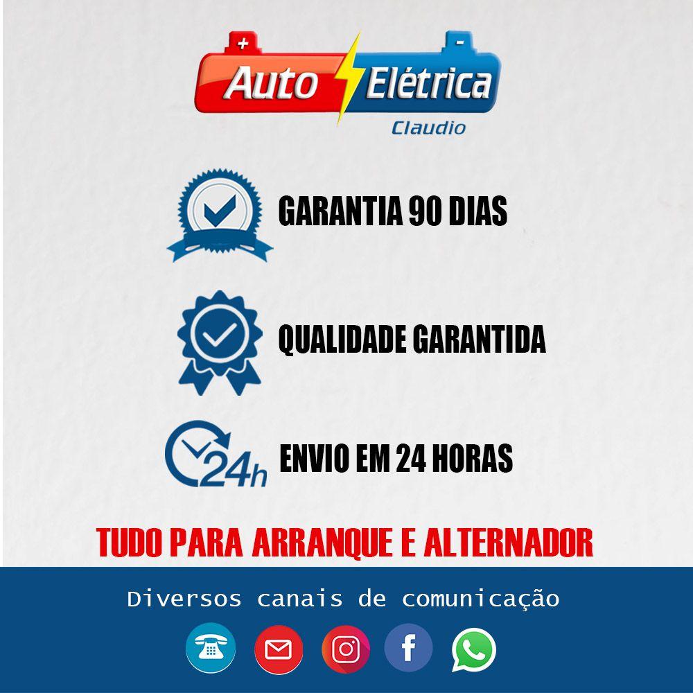 Motor De Arranque Gol Escort Verona Gol Corcel 2 Del Rey Pampa 12VOLTS 9D Cht BOSCH 9009082069