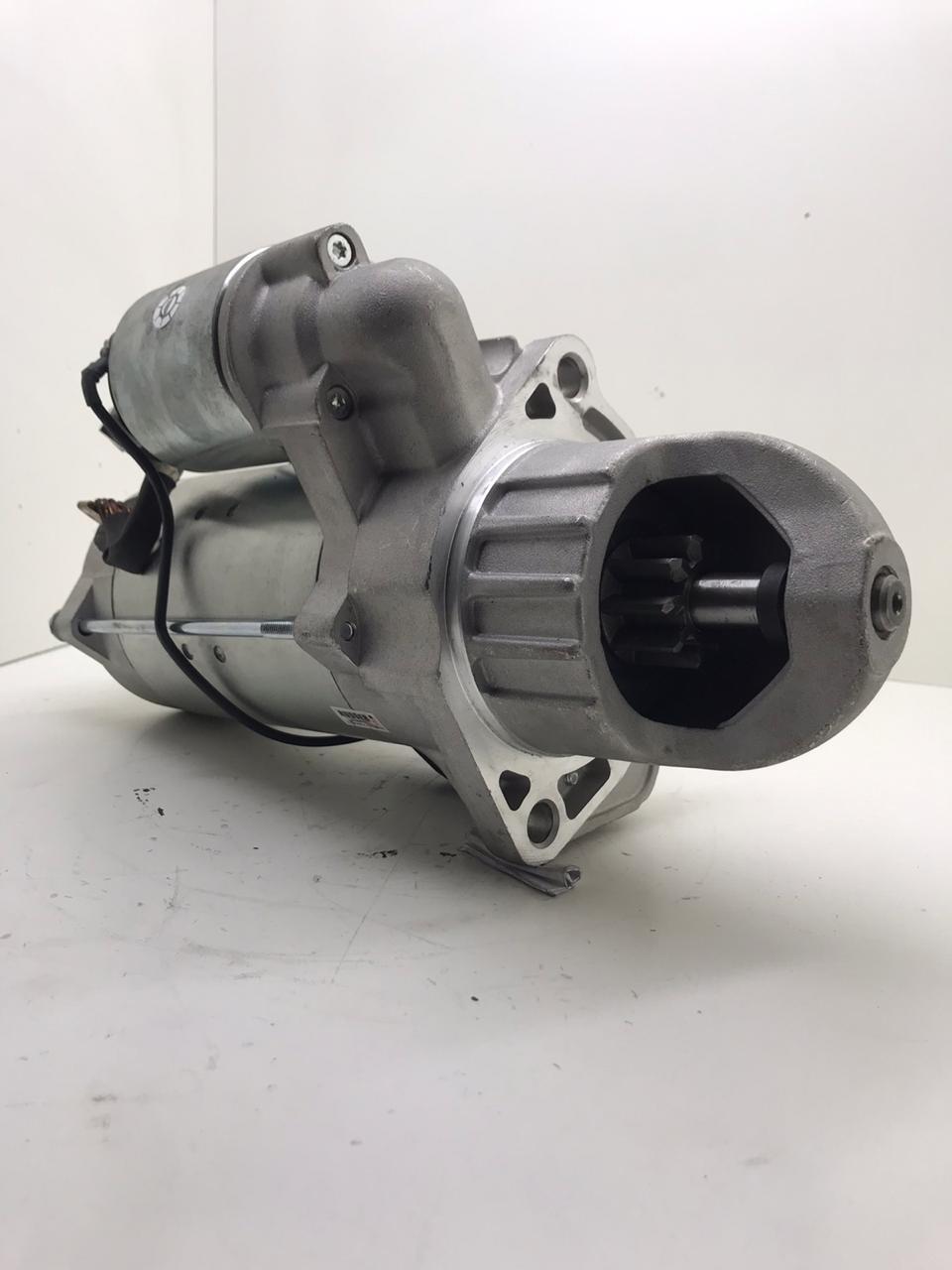 Motor De Arranque MBB SERIE 12T 14T 16T ATEGO AXOR BOSCH 24V 9 DENTES 000231002 0001231033 82000168 36262016003 0041518401 0051512001 80 130 04 E 20602 D 20192 AEC14062