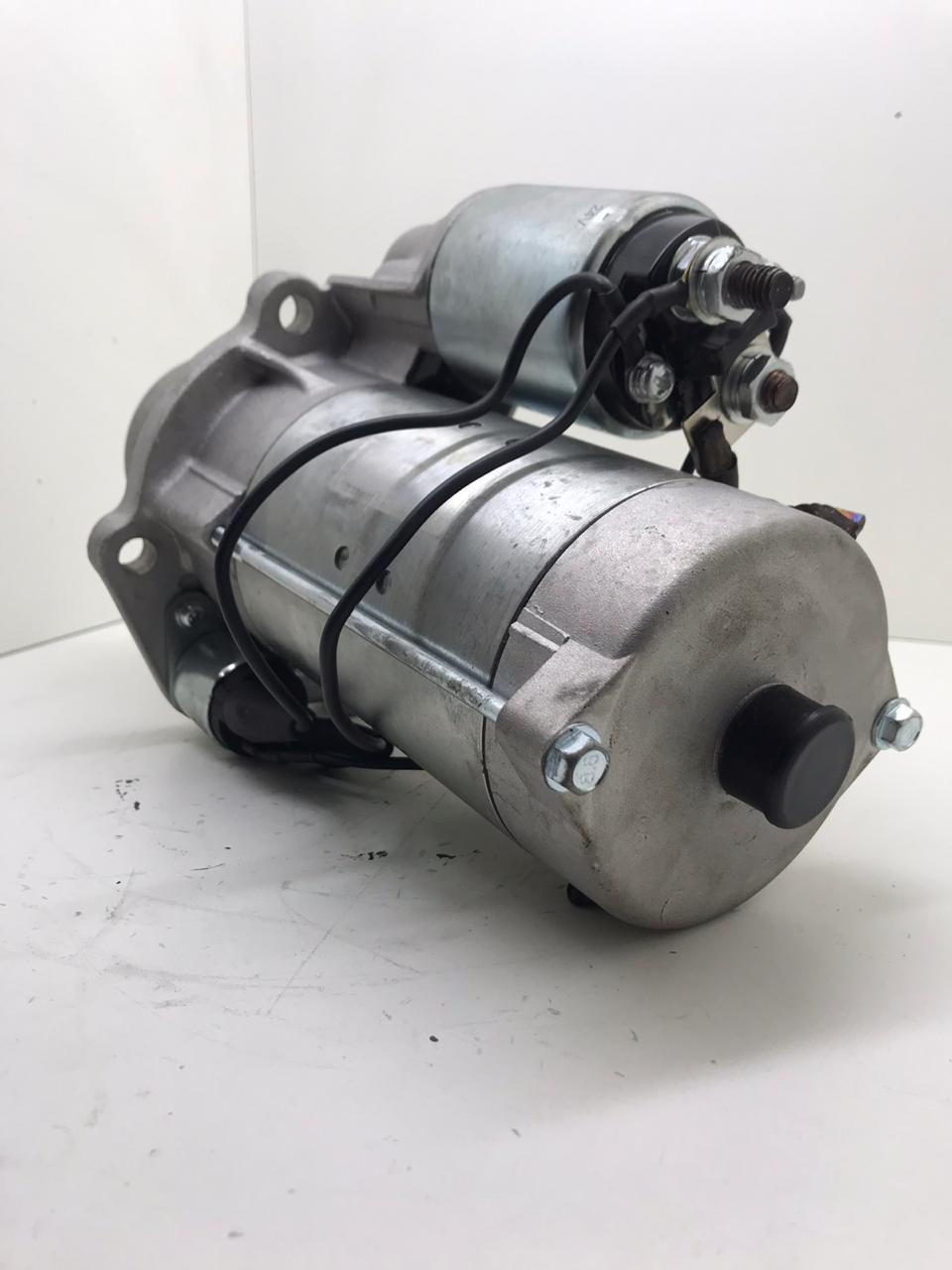 Motor De Arranque MBB SERIE 12T 14T 16T ATEGO AXOR BOSCH 24V 9 DENTES F042002093 0001231002 0041516201 0041518401 0051512001 0061512101  0001231033 82000168 36262016003 20602 8013004 AEC14062