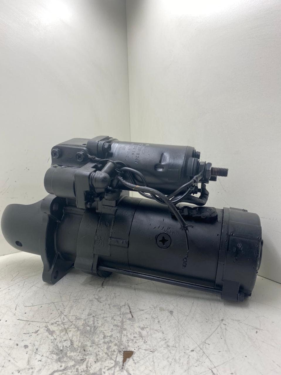 Motor De Partida Arranque Mercedes Benz Accelo 9D 24V 1016 E 815 A0051512201 0041518401 0051512001 0061512201 0061512203 A0051517601 10461470 10479626 10479650 19070039