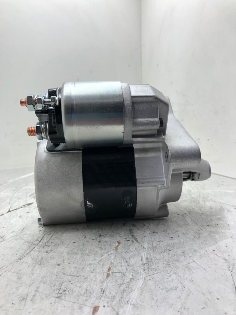 MOTOR DE PARTIDA ARRANQUE RENAULT CLIO SCENIC 16V 1.6 8D 12 VOLTS  D7E11 1005381394 438128 AEC11044