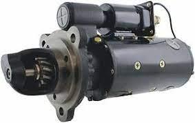 MOTOR DE PARTIDA CATERPILAR CLARK CUMMINS 24V 11D 50MT  245 346 631 641 660 DR10479343 DR10479339 DR10479145 4N0959 4N3343 4N3349 5L3648 D 20407
