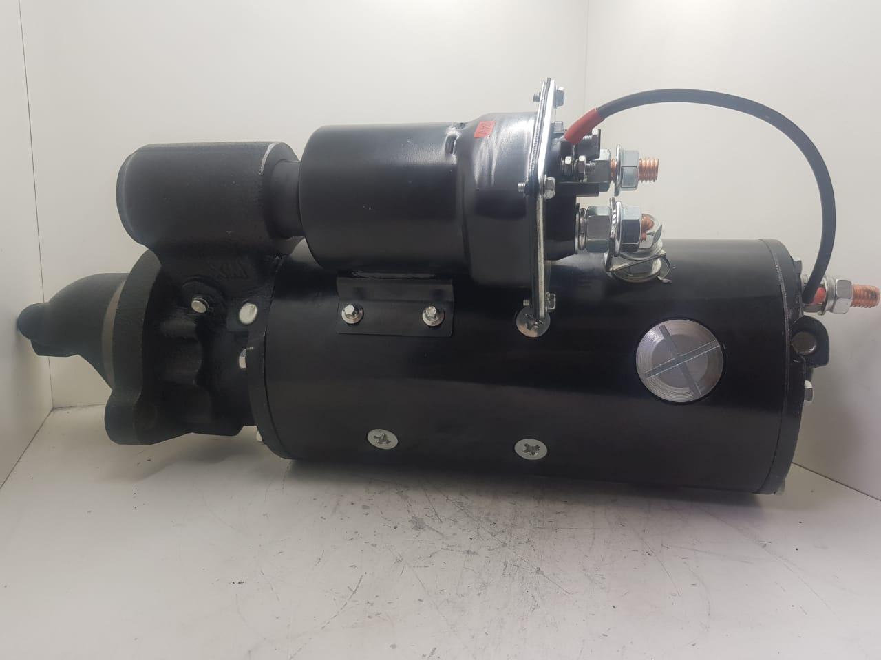 Motor Partida Arranque Delco 50MT 24V 11 dentes Caterpillar 10479339 245 330C 346 631 641 660 666 768 769 772 773 824 825 826 D08  AEC17150