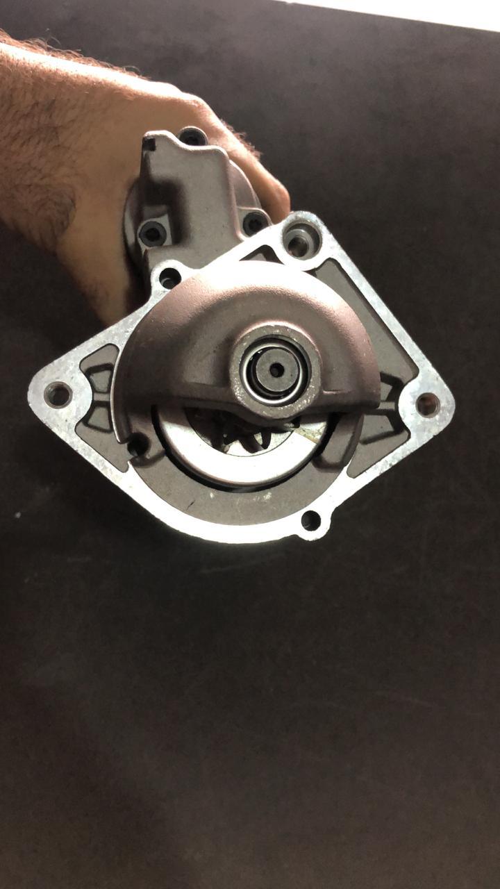 Motor Partida Arranque Iveco 12v 35s14 45s14 55c16 70c16 3.0 F000AL0143