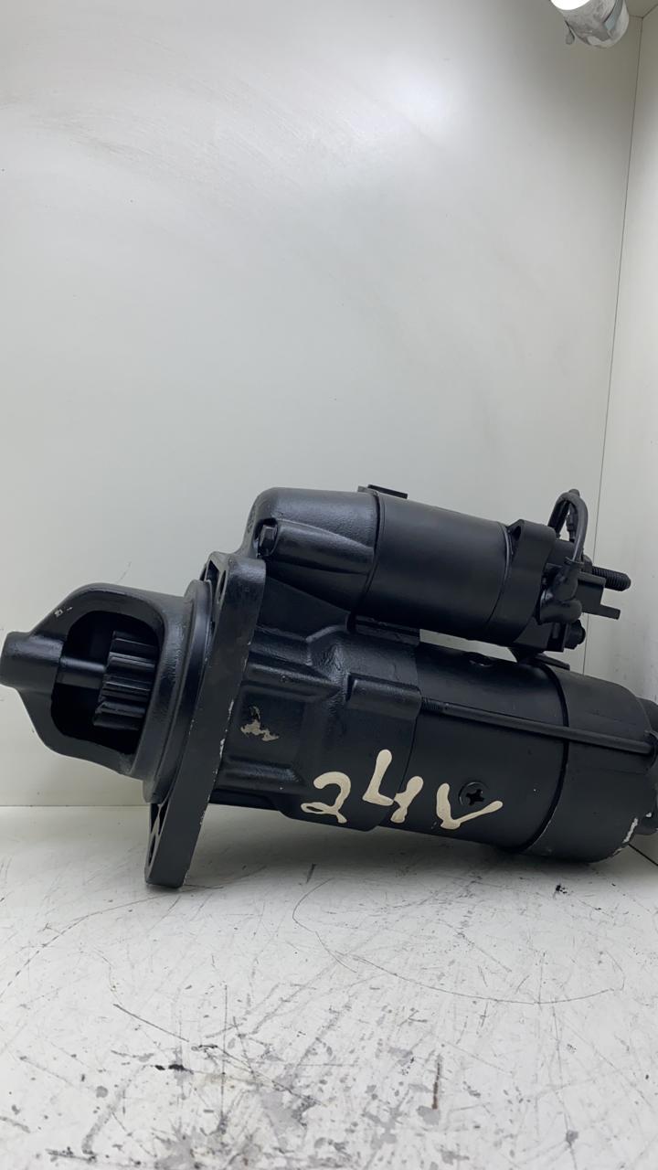 Motor Partida Arranque M100r Com Rele Ford Cargo 24V 2628e 2422e 7C4511001AB