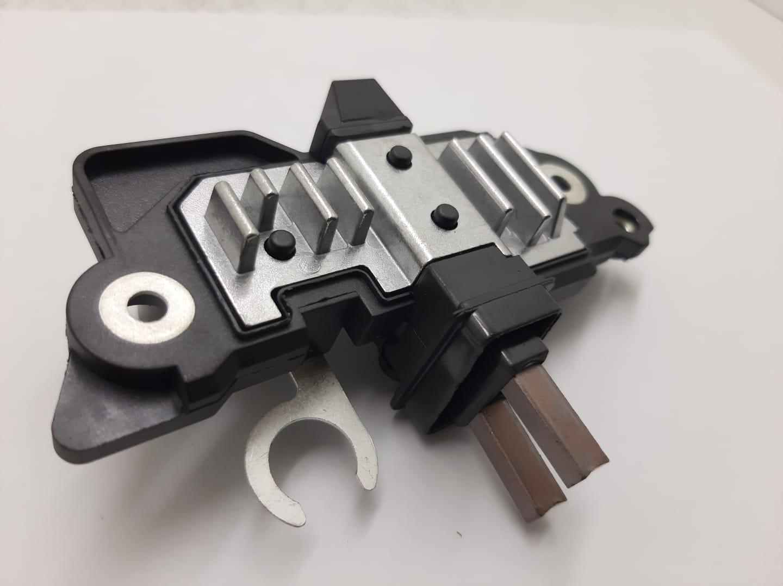 Regulador De Voltagem Strada Palio Weekend / Honda 0124225027 0124325009 0124325028 0124325058 Fit AEC5220