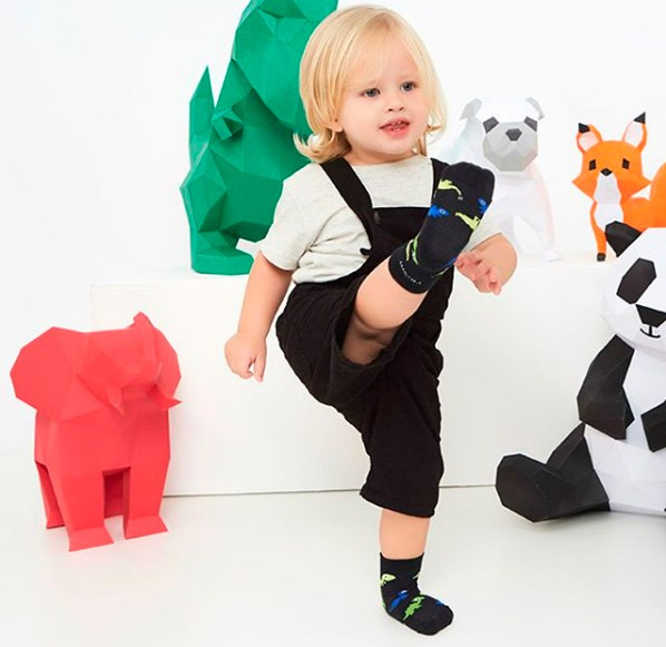 Kit 6 pares meia algodão infantil menino