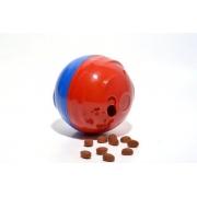 Bola dispenser de ração e petiscos Pet Ball  Pet Games para cães