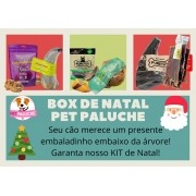 BOX DE NATAL PET PALUCHE