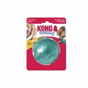 Brinquedo Bola recheável KONG Chi Chewy Ball para cães