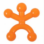 Brinquedo Boneco Buddy Toys Flex aquático e mordedor macio