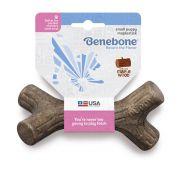 Brinquedo de roer para filhotes Benebone Puppy Maplestick sabor Graveto