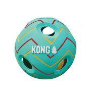 Brinquedo Interativo  Wiggi Tumble Ball Lançamento Kong