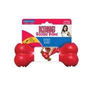 Brinquedo Mordedor e Recheável Osso KONG Goodie Bone