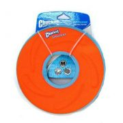 Frisbee Disco ZipFlight Chuck It - Brincadeiras Interativas e aquáticas para cães