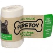 Osso bovino Natural Puretoy Raças pequenas e médias