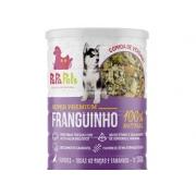 Papapets sabor Franguinho - Alimento Úmido Super Premium 100% natural para cães Filhotes 280g