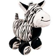 Brinquedo para cães Pelúcia Tennishoes Zebra KONG