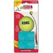 Refil bola + 4 rolos saquinho para lançador de bola KONG