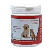 Suplemento Alimentar Nutroplus Dietas Cruas com Ossos para cães e gatos 500g