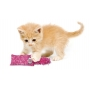 Brinquedo Pelúcia com Catnip Kickeroo Kitten KONG para gatos