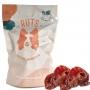 Focinho Suíno 2 unidades Mordedor Natural Ruts Pet para cães