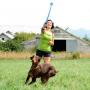Lançador de Bolinhas Chuck It para cães